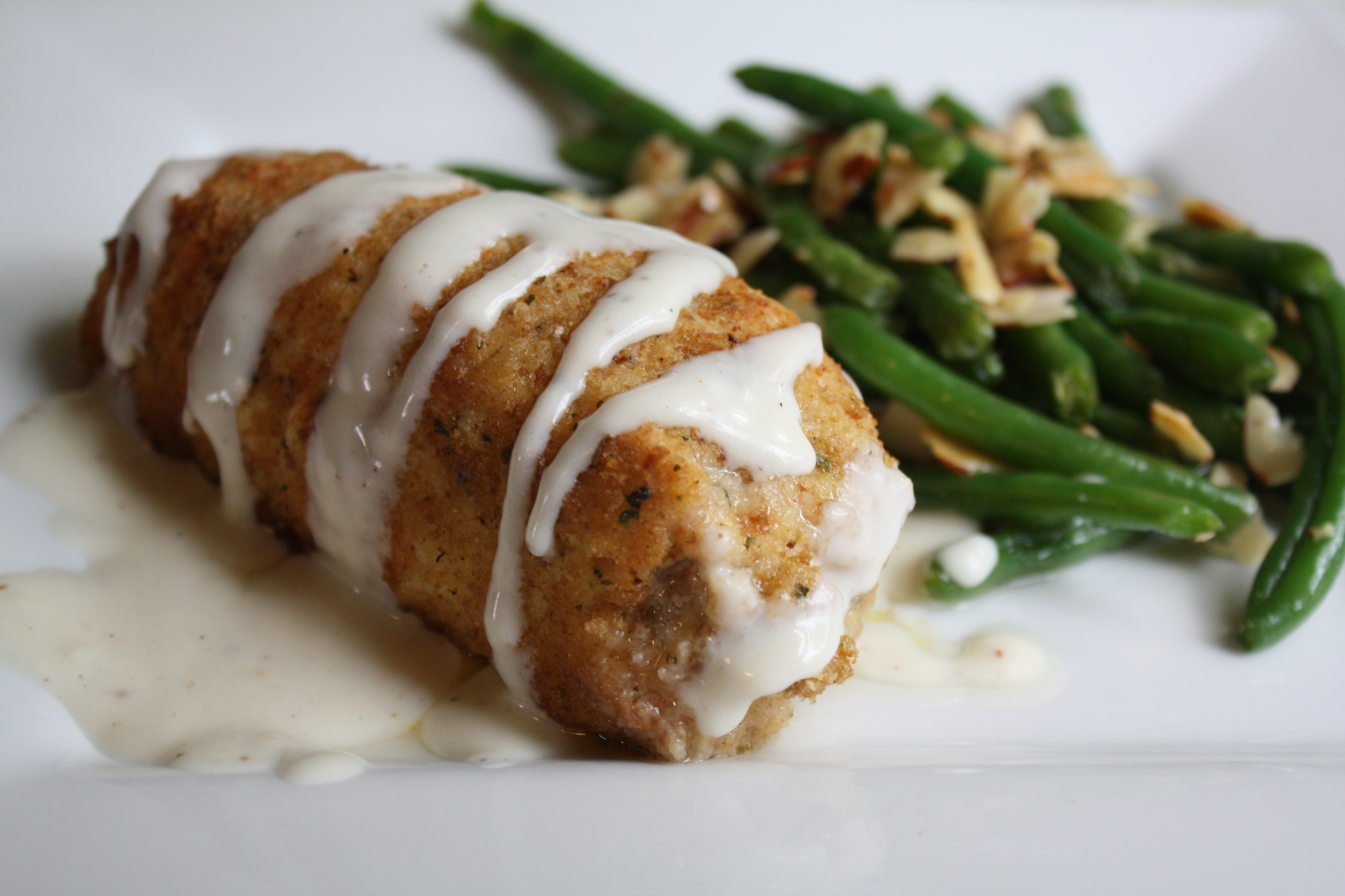 French recipes for chicken cordon bleu