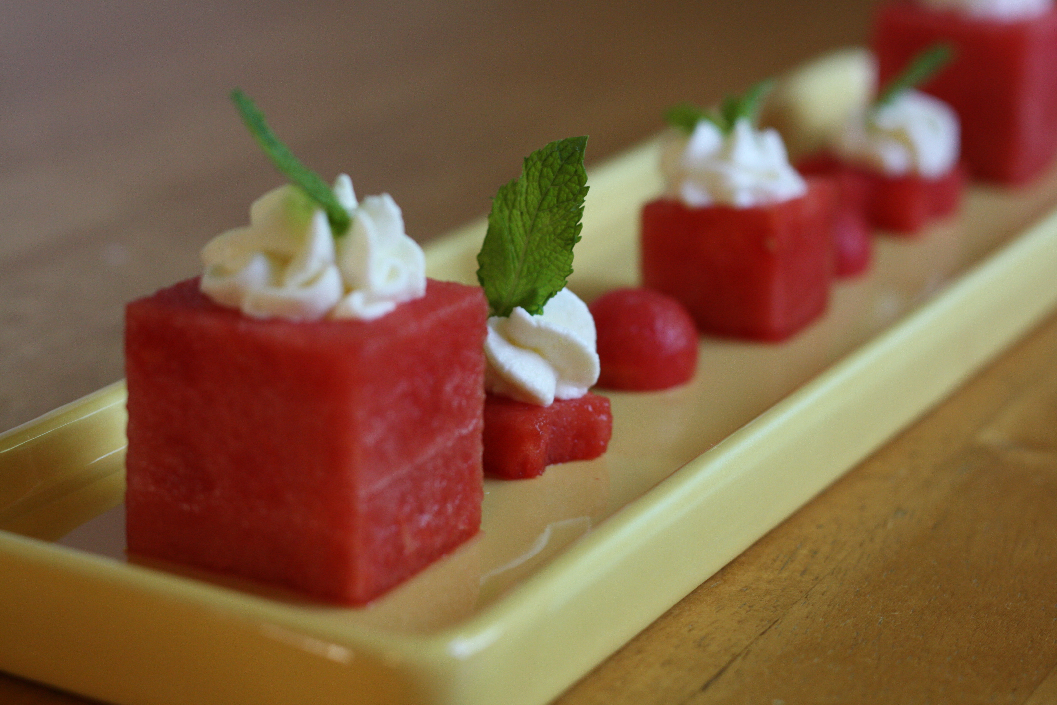watermelon mousse watermelon mousse cake すいか watermelon mousse ...