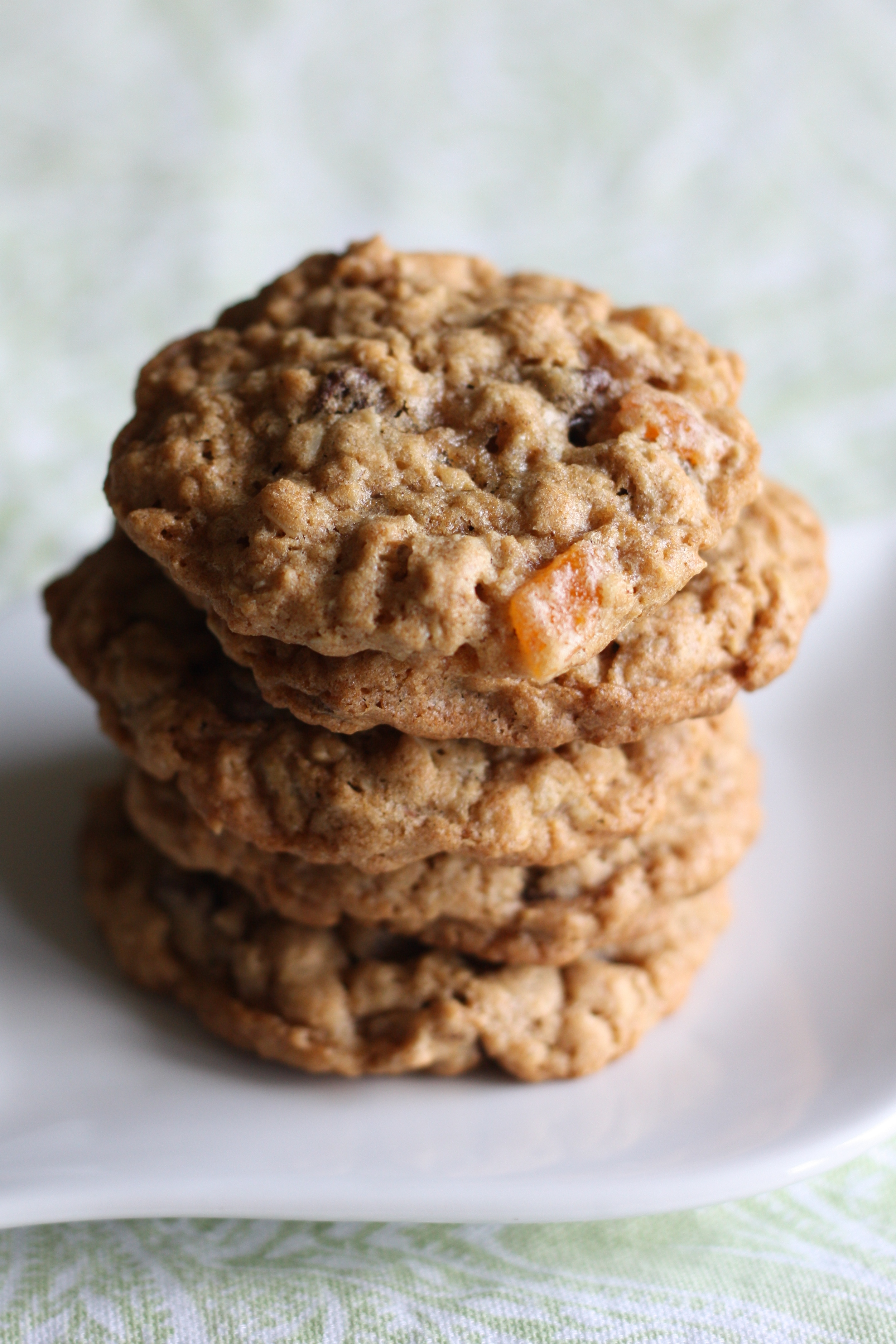 The Best Oatmeal Cookies The Gourmand Mom