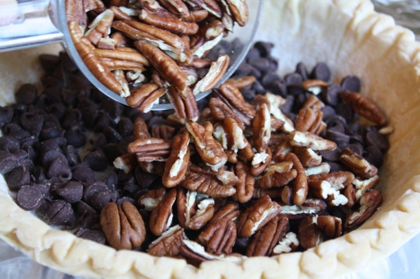 Chocolate Pecan Pie and a Few Other Tasty Thanksgiving Ideas | The ...