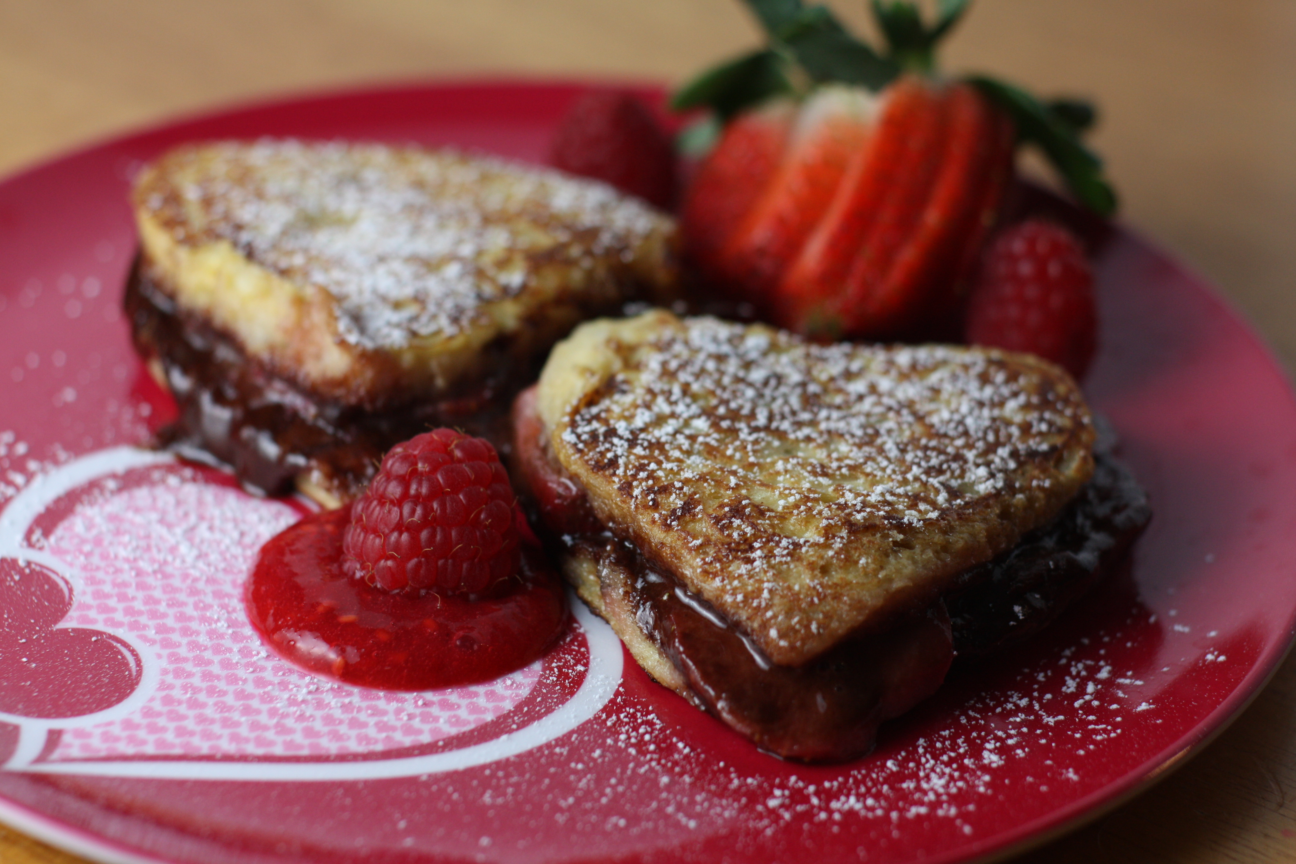 we had a lovely valentines - Valentines Breakfast Recipes